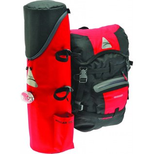 Axiom Grandtour Tent Kit - Red