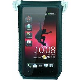 "Topeak Topeak SMARTPHONE DRYBAG 4"" - BLACK"