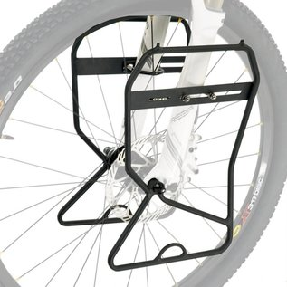 Axiom Journey Suspension and Disc Low Rider Front - Black
