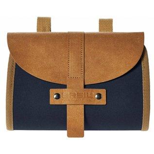 Basil Basil Portland Saddle / Handlebar Bag - Dark Blue