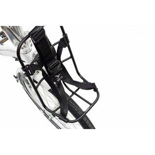 """Tern Tern Kanga Front Rack 20"""" - 24"""", Black"""