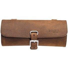 Brooks Challenge Tool Bag - Dark Tan / Pre-Aged
