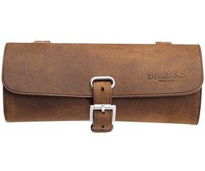 600f21771b7 Brooks Challenge Tool Bag - Dark Tan / Pre-Aged - JV Bike