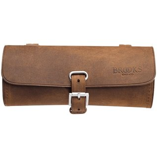 Brooks Challenge Tool Bag - Dark Tan / Pre-Aged