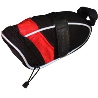 Serfas EV1 SUPERLIGHT - Black/Red