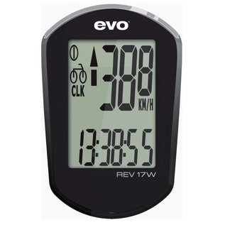 Evo Rev17W - Black