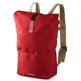 Brooks Dalston Knapsack 20L - Red/Maroon