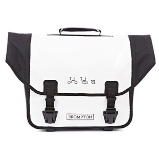 Brompton O-Bag - White