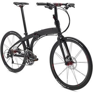Tern Eclipse X22 - Black/Red