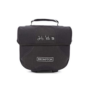 Brompton O-Bag Mini - Black Reflective