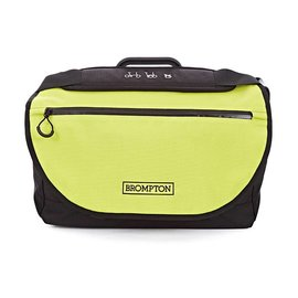 Brompton Brompton S Bag - Lime Green Flap