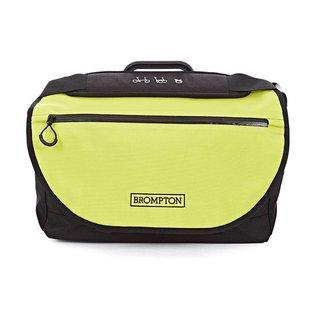 Brompton S Bag - Lime Green Flap