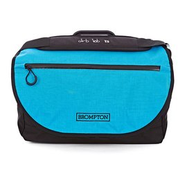 Brompton Brompton S Bag - Lagoon Blue Flap