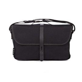 Brompton Shoulder Bag - Black