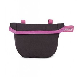 Brompton Saddle Pouch - Berry Crush Trim