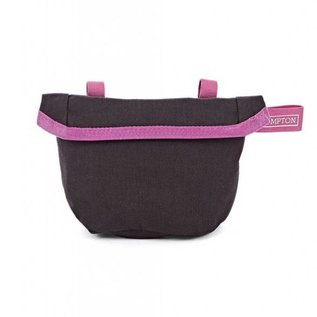 Brompton Brompton Saddle Pouch - Berry Crush Trim