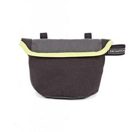 Brompton Saddle Pouch - Grey