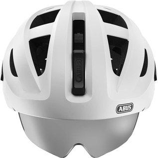 Abus In-Vizz Ascent - Polar White Matt