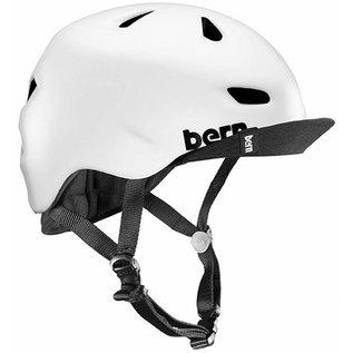 Bern Brentwood - Satin White
