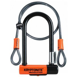 KRYPTONITE EVOLUTION MINI-7 w/ 4' FLEX CABLE
