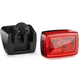 Bern Asteroid - Rear Helmet Light - Black