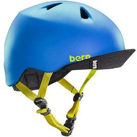 Bern Bern Nino - Matte Blue