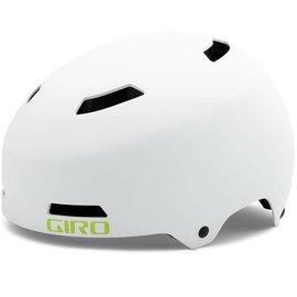 Giro Giro Dime - Matte White / Lime