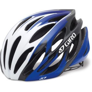 Giro Saros - Blue / White
