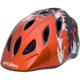 Giro Rascal - Orange /Charcoal Blockade