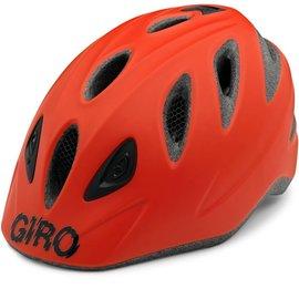 Giro Rascal - Matte Glowing Red