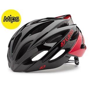 Giro Savant MIPS - Bright Red / Black