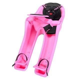 iBert iBert Safe-T Child Seat Front - Pink + steering wheel