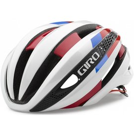 Giro Synthe - White / Red / Blue