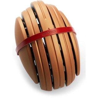 Brooks JB Classic Carrera Foldable Helmet - Copper