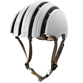 Brooks JBClassic Carrera Foldable Helmet - Ivory