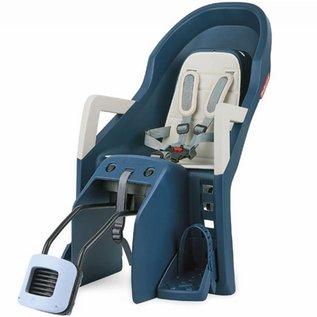 Polisport Guppy Maxi RS+, Baby Seat, Blue/Cream