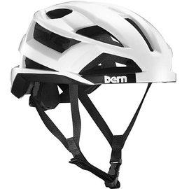 Bern FL-1 Pavé MIPS - Gloss White