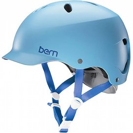 Bern Bern Lenox - Satin Light Blue