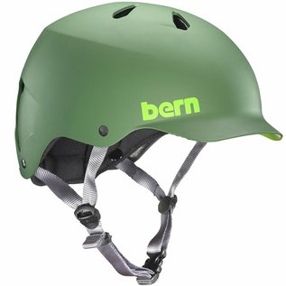 Bern Bern Watts - Matte Leaf Green