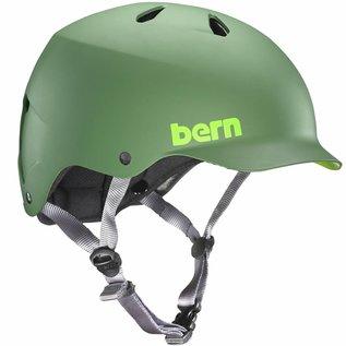 Bern Watts - Matte Leaf Green