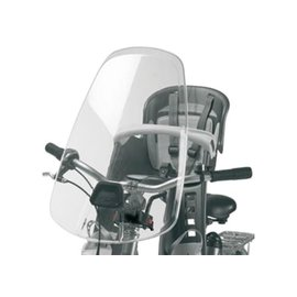 Polisport Windshield Front Child Seat - handlebar mounting/ Inst. au Guidon