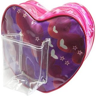 Coast Heart Kids Handlebar Bag / Backpack - Purple