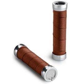 Brooks Cambium Slender Grips - Rust - 130mm