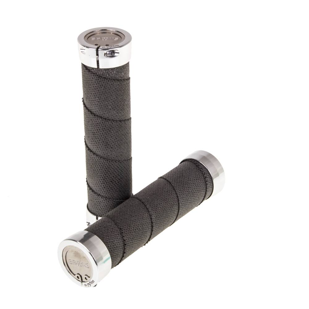 BROOKS ENGLAND SLENDER GRIPS BLACK 100mm-100mm 130mm-130mm 100mm-130mm NEW