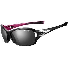 Tifosi DEA SL - Gloss Black / Pink - Smoke Polarized