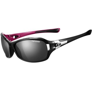 Tifosi DEA SL - Gloss Black / Pink - Smoke Polarized