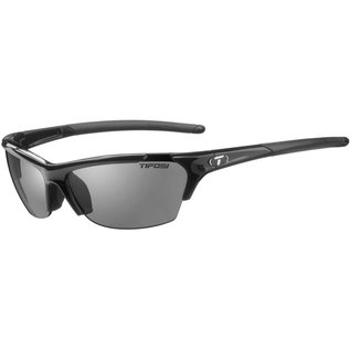 Tifosi Radius - Gloss Black - Smoke Polarized