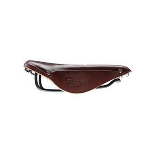 Brooks Brooks B17 Narrow Classic - Antique Brown Top - Black Steel