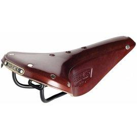Brooks B17 S Standard - Antique Brown Top