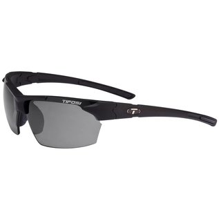 Tifosi Jet - Matte Black - Smoke Polarized
